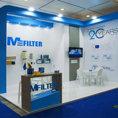 baltic filter stand autopromotec