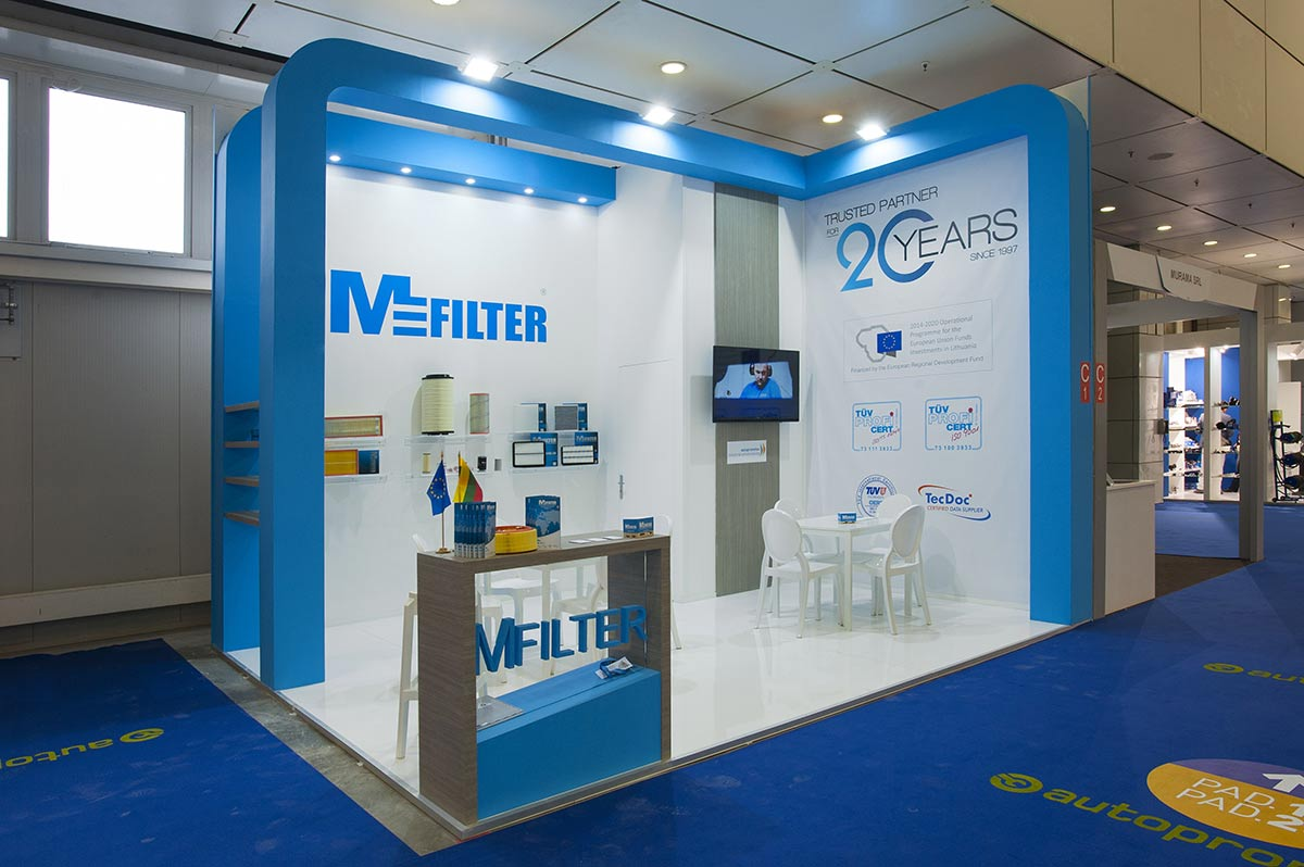 stand baltic filter autopromotec