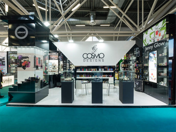 stand starling fiera cosmoprof